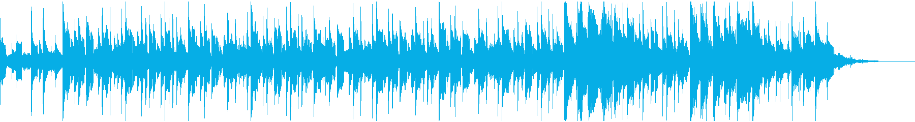 Electronic, mid-t...'s reproduced waveform