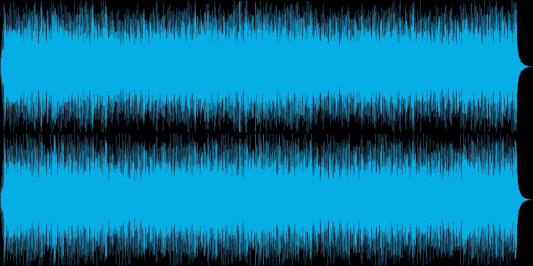 琴と三味線×ボサノバ!和風BGMの再生済みの波形