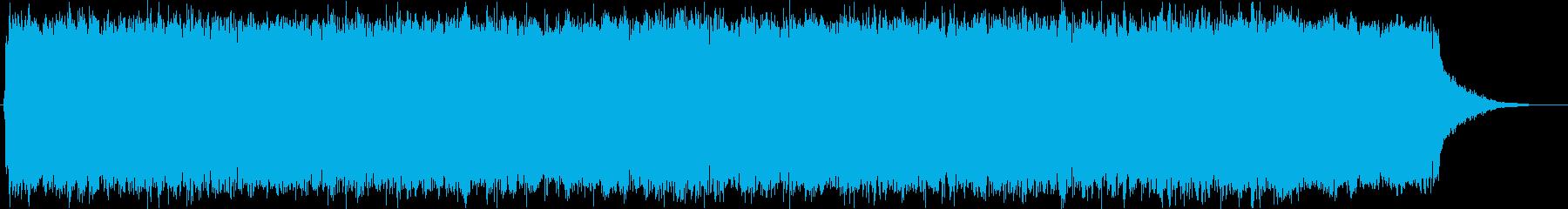 ロック イントロ ジングル2 の再生済みの波形