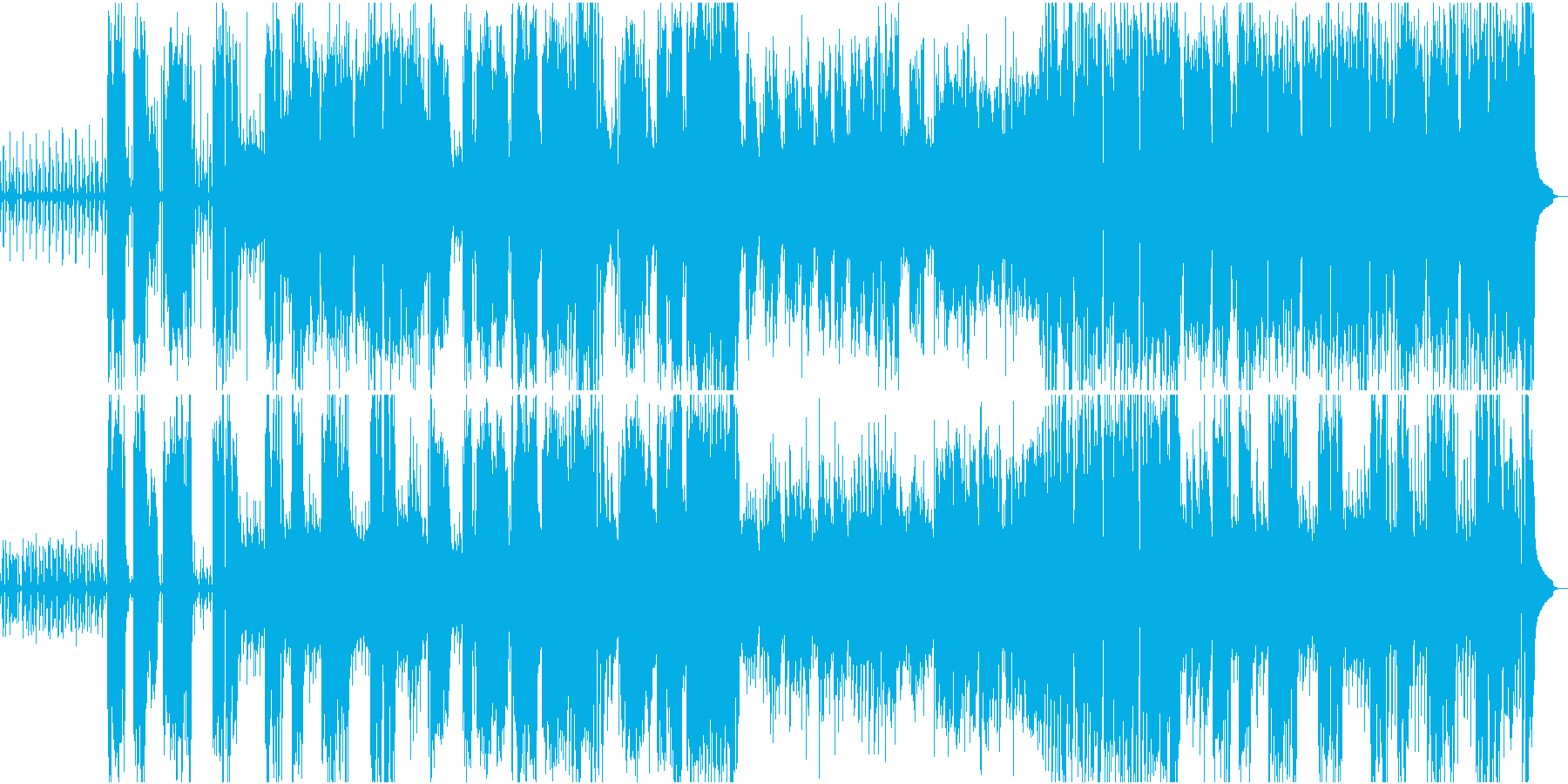 ジャズクラブ、トロンボーンメロディ...の再生済みの波形