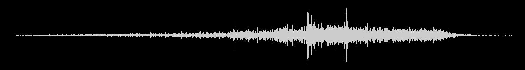 1980年代のジープ4X4:ダート...の未再生の波形