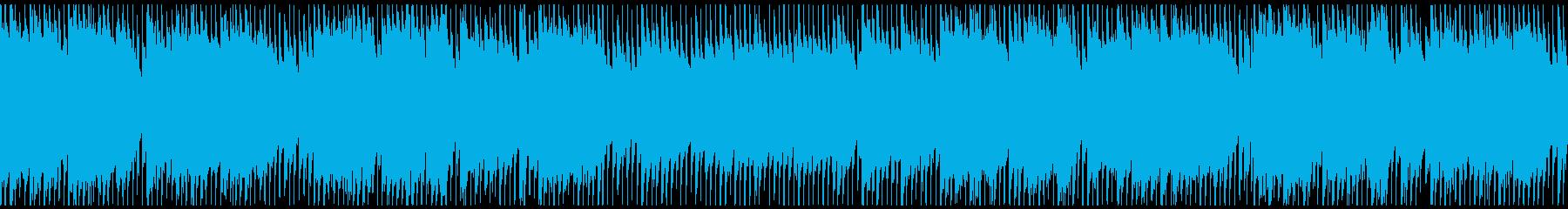 日本昔ばなし風の寂しく温かいBGM/rの再生済みの波形