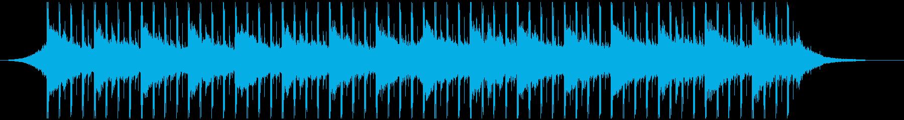 目標に到達する(ショート2)の再生済みの波形