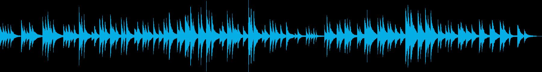 変わらない風景(ピアノ・バラード)の再生済みの波形