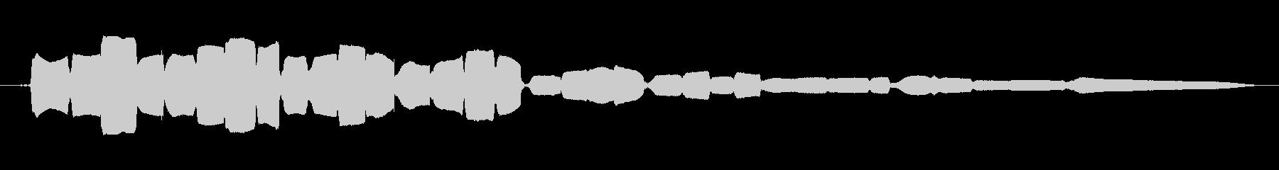 クラリネット:TRICKLE DO...の未再生の波形