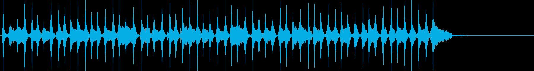 サンバホイッスル ピ~~~~!Ver.2の再生済みの波形