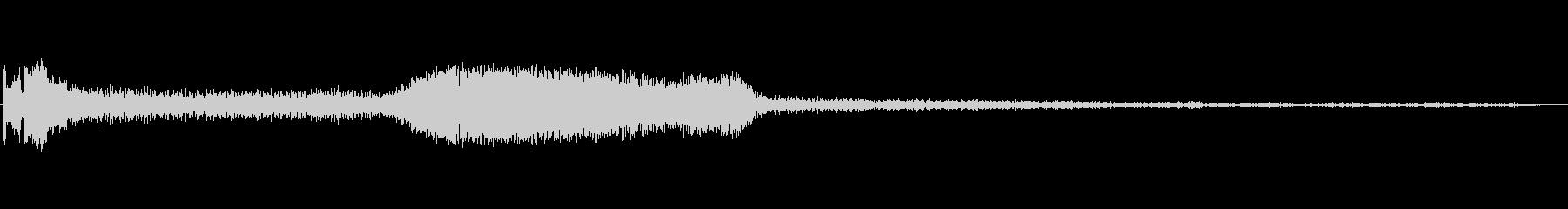 1968シボレーカマロホットロッド...の未再生の波形