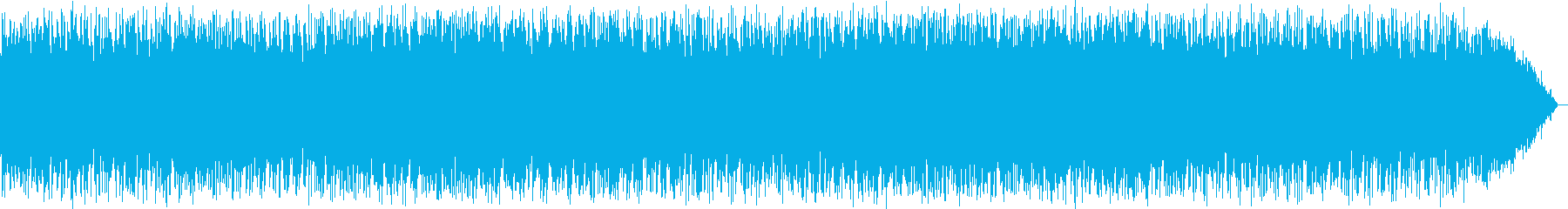 のんびり歩くようなイメージのケーナの音楽の再生済みの波形