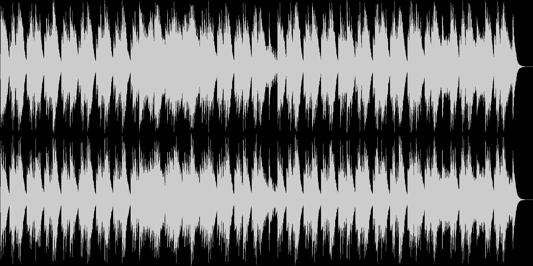 ダッタン人の踊り/ボロディン(オルゴールの未再生の波形