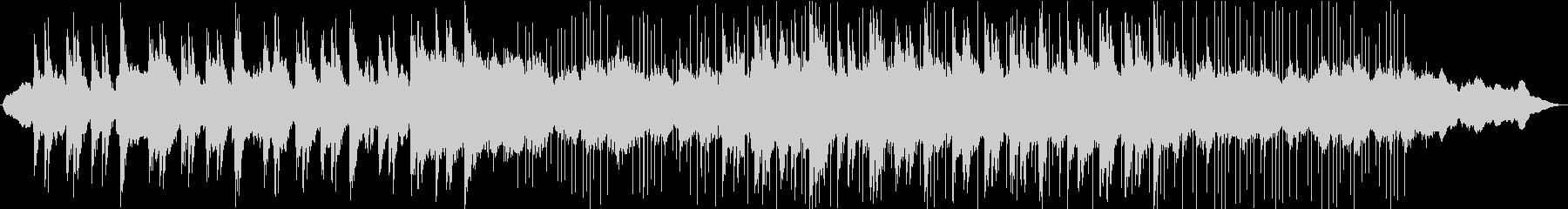 KANTアラビアの夜的なBGM0807の未再生の波形