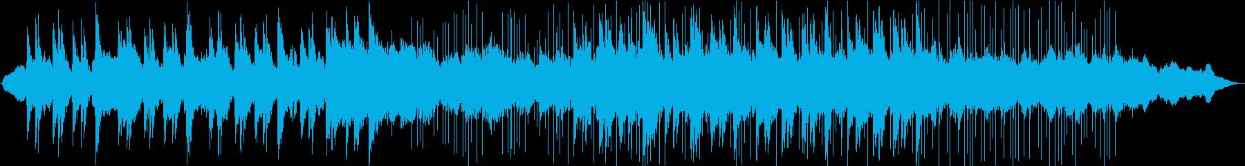 KANTアラビアの夜的なBGM0807の再生済みの波形