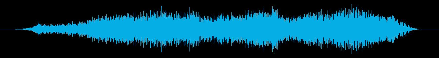 大型スラスター:動力、宇宙着陸を増...の再生済みの波形