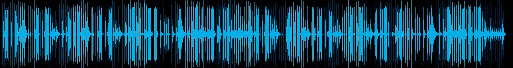 日常、ほのぼの、クイズ、謎解き、実験の再生済みの波形