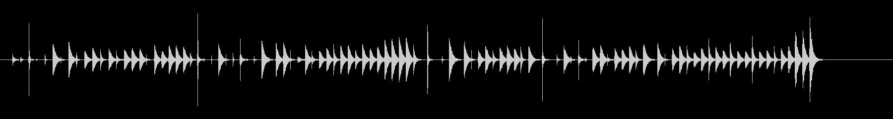 パーカッションコンガ-ミュージカル...の未再生の波形