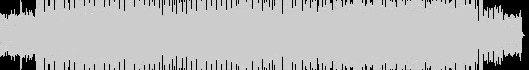シンセ/ドラムループ。多忙、速い。...の未再生の波形