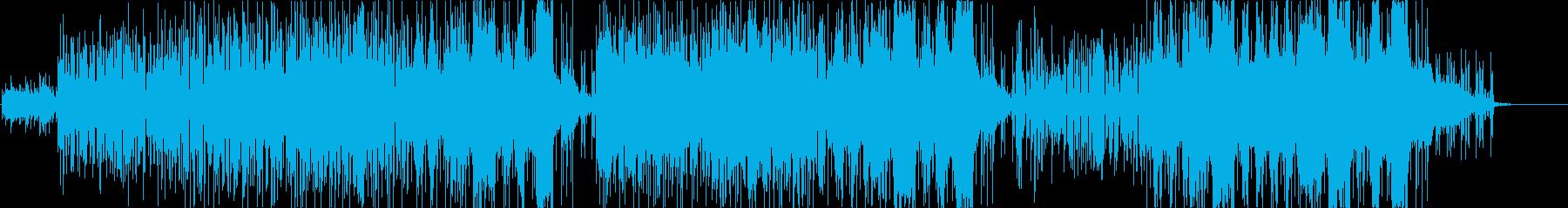 リラックスできる音楽。イタリアのヒ...の再生済みの波形