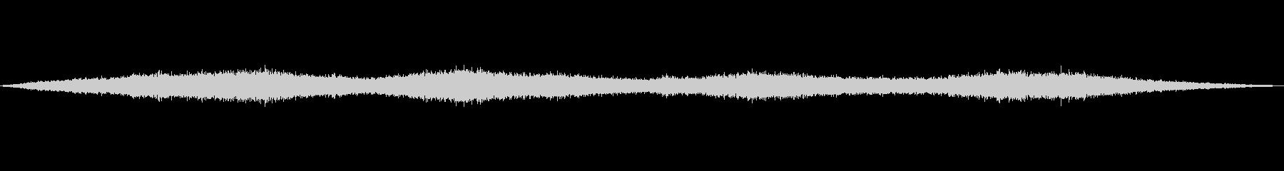 風の効果音(自然、そよ風、ビル風等)11の未再生の波形