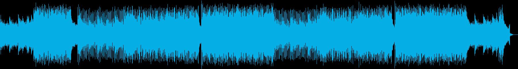 フルート・OP・ED・テーマソング・元気の再生済みの波形
