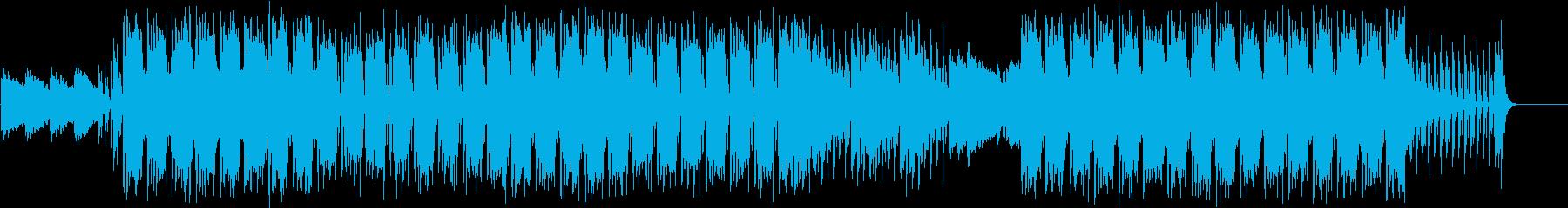 ネオソウル、ファンク、おしゃれ、サックスの再生済みの波形