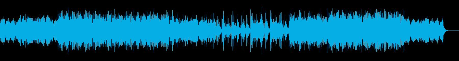 落ち着いた雰囲気のエレピロックサウンドの再生済みの波形