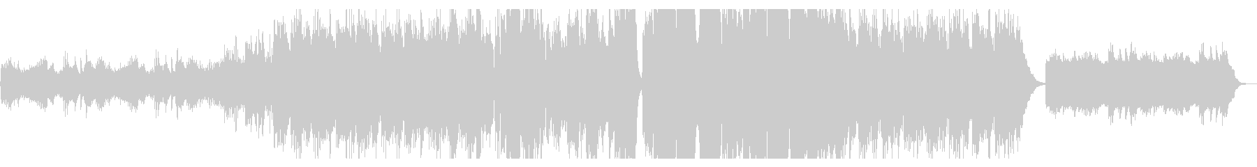 【リズム無し】オーケストラ…壮大・勇敢の未再生の波形