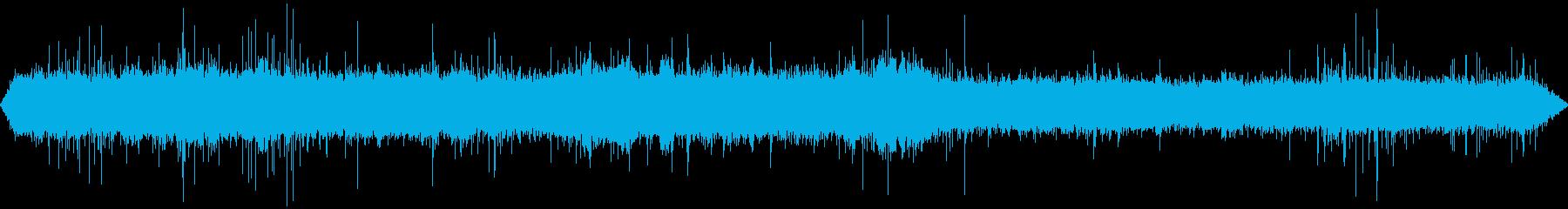 屋外市場:混雑、重い足音、音声市場...の再生済みの波形