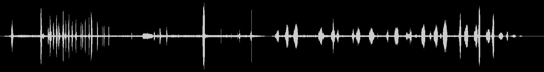 ヘロンの未再生の波形