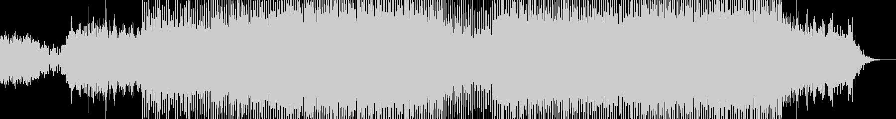 EDMクラブ系ダンスミュージック-11の未再生の波形