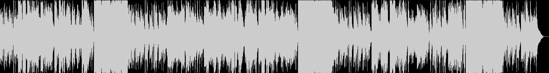 二胡が奏でるオリエンタルで癒やしの音楽の未再生の波形