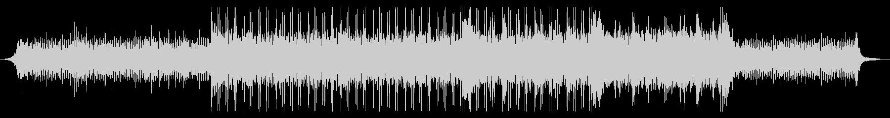 和風楽器・スローなヒップホップの未再生の波形