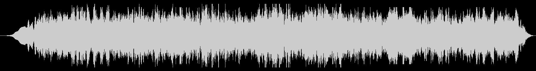 スペースドローン:ディープフィアーの未再生の波形