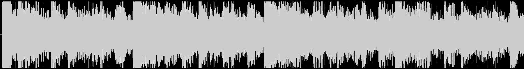 環境にやさしい事業紹介のCM曲-ループ4の未再生の波形