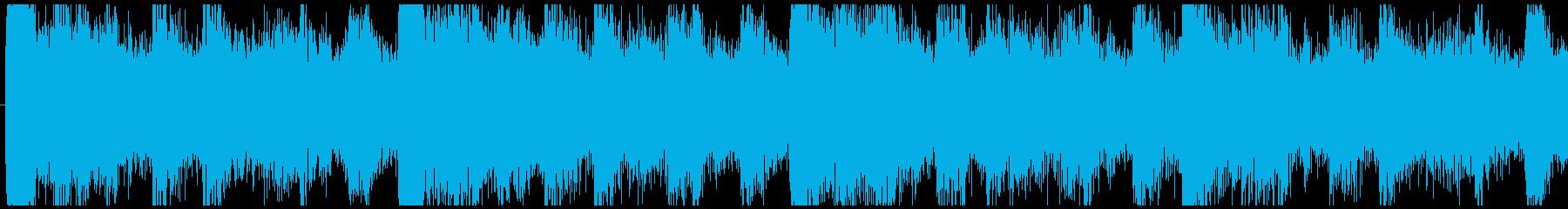環境にやさしい事業紹介のCM曲-ループ4の再生済みの波形