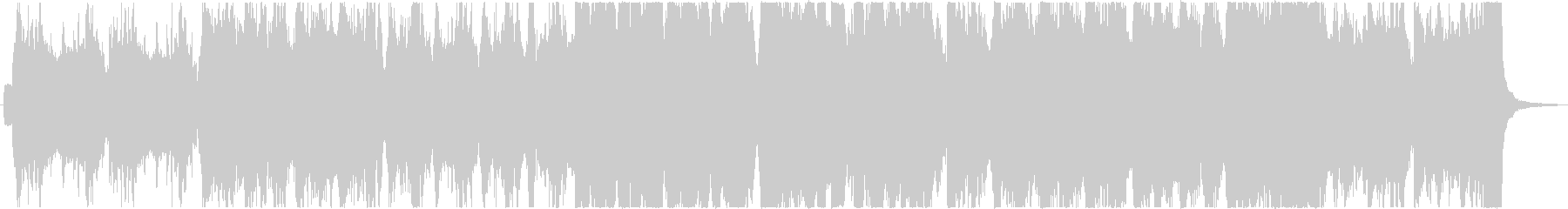 陽気なケルト風/フィドルとバグパイプの未再生の波形