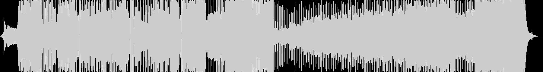 ポップ、男性ボーカル。レゲエ駆動の...の未再生の波形