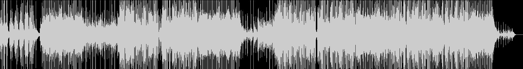 ピアノがメインのバラードポップスの未再生の波形