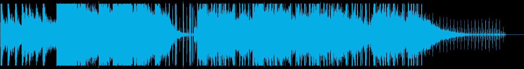 終電 Lofichill ローファイの再生済みの波形