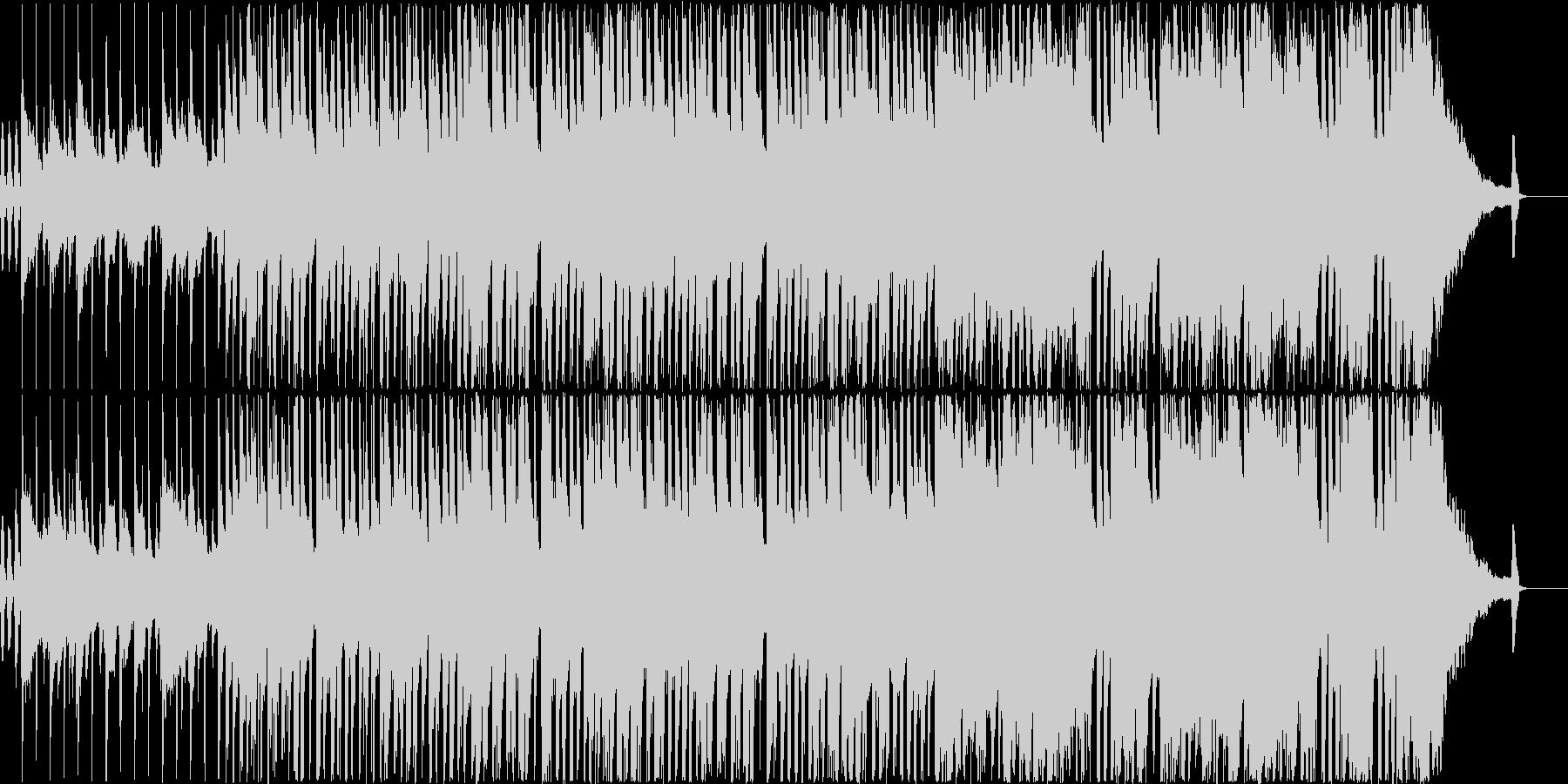【1分】アップテンポほんわかコンセプトムの未再生の波形