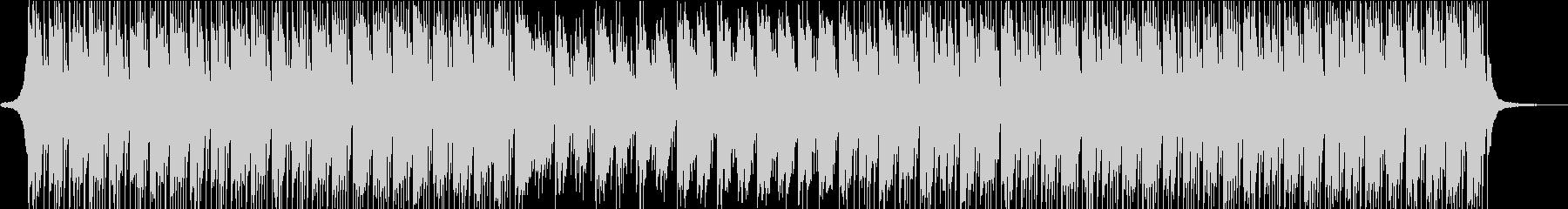 中近東のエピック系BGMの未再生の波形