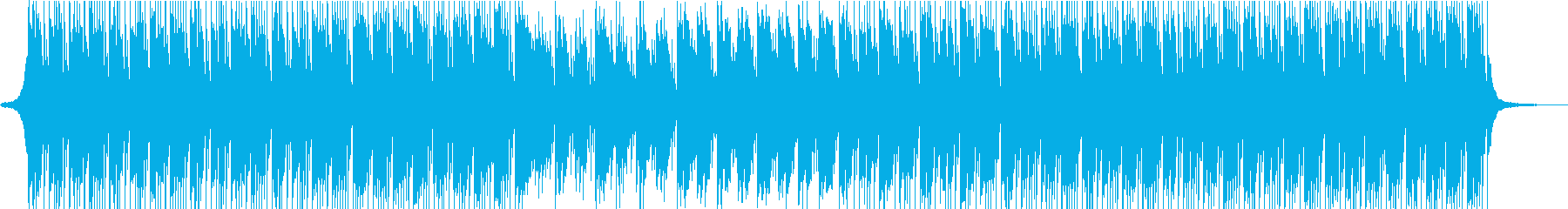中近東のエピック系BGMの再生済みの波形