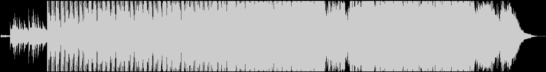 ウォーデンクリフのささやきの未再生の波形