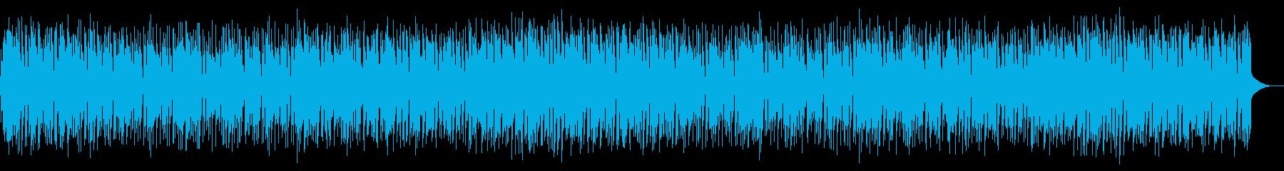 おしゃれ・ポップ・ほのぼの・メルヘンの再生済みの波形