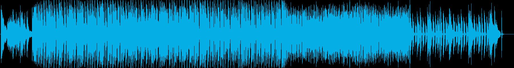 ジャズ 説明的 静か クール 気分...の再生済みの波形