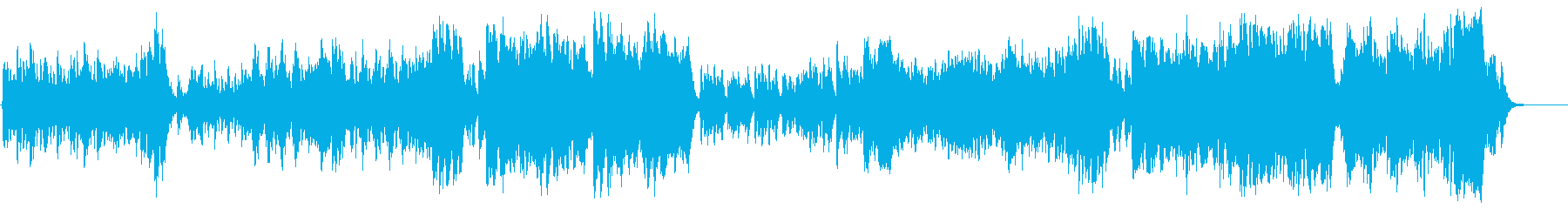 CANDY FACTORY's reproduced waveform