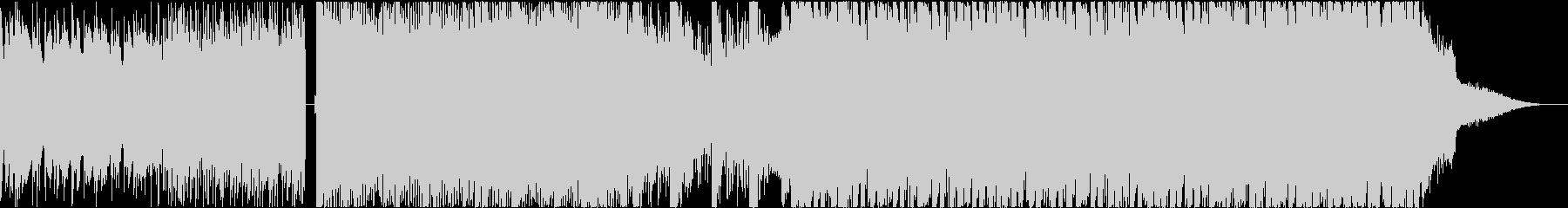 ストリングスにピアノが絡むサントラものの未再生の波形