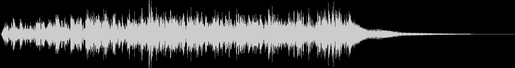 ティンパニ:ロングロール、ティンパ...の未再生の波形