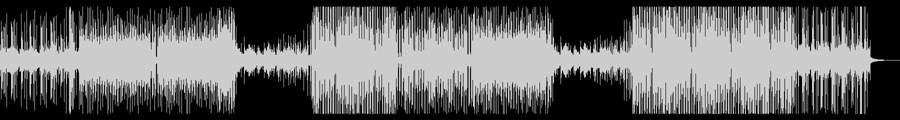 洋楽トレンド系さわやかなトロピカルハウスの未再生の波形