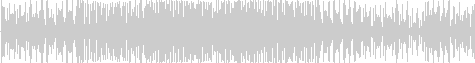 クールなキャラセレクトBGMの未再生の波形