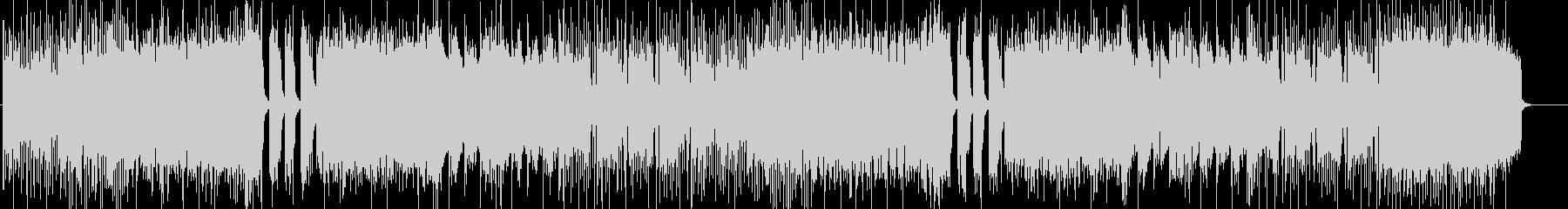 「HR/HM」「DARK/DEATH」の未再生の波形