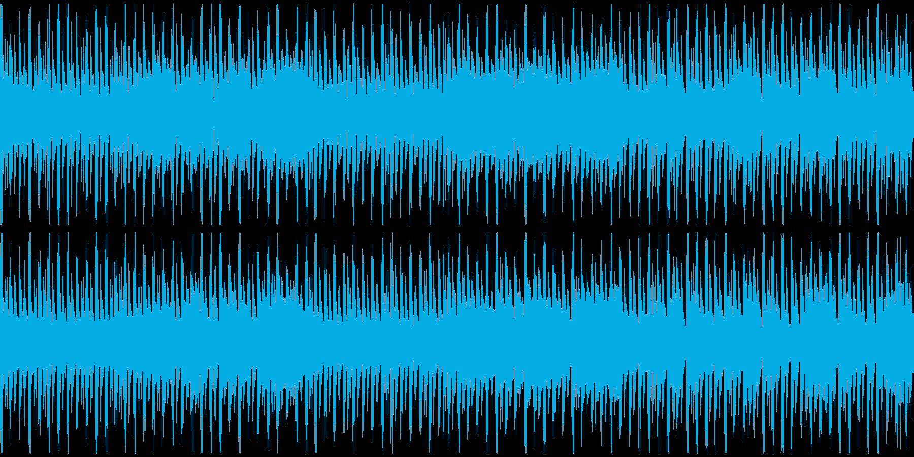 幽霊が主役の日!ハロウィンBGM!の再生済みの波形